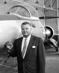 Kelly Johnson. Lockheed Skunk Works founder and designer of the SR-71   Kelly  johnson engineer, Lockheed, Sr 71 blackbird