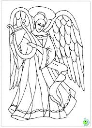 Small Picture Angel Coloring Pages ngbasiccom