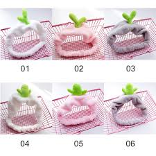 bean sprouts hair band cute cactus yoga