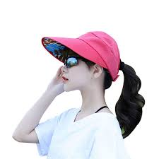 Hats With Lights In Visor Pin On Accessories