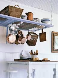 create a kitchen shelf for storing and hanging pots upcycle diy old doors