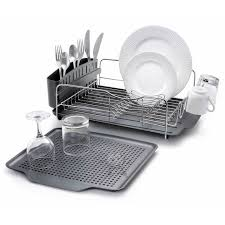 Hanging Dish Drainer Kitchen Nice Dish Drying Rack For Dinnerware Organizer Idea