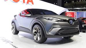 toyota new car release 2015Toyota CHR Production Version to be Released in March 2016  Auto