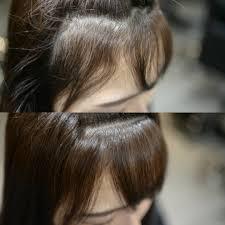 天然パーマの前髪セット方法6つくせ毛を生かす髪型アレンジは Belcy