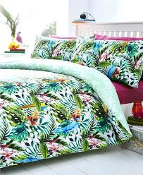 Tropical Bed Comforter Sets Tropical Bed Quilts Tropical Print ... & Tropical Bed Comforter Sets Tropical Bed Quilts Tropical Print Bedspreads  Tropical Print Bed Sheets Double Quilt Adamdwight.com