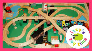 thomas and friends wood railway play table toy trains for kids and children and toddlers you