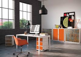 open office interior design. Pristine-workspace-open-office-interiors Open Office Interior Design