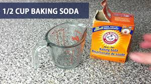 how to easily unclog a drain without harsh chemicals baking soda vinegar you
