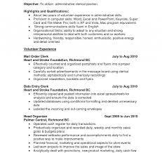 Strikingntory Clerk Resume Warehouse Job Description For Rater