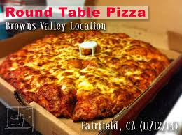 photo of round table pizza vacaville ca united states cheese pizza