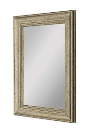 hitchcock erfield second look mirrors louis xiv french silver framed wall mirror 37