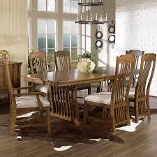 Craftsman Stool And Table Set Somerton Dwelling Craftsman Dining Set Humble Abode