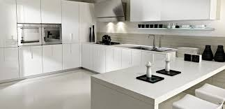 kitchen modern white. Inspirational-modern-white-kitchen-design Kitchen Modern White