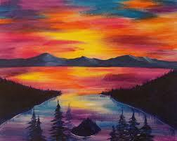lake tahoe paint and sip art studio south lake tahoe s only paint sip studio