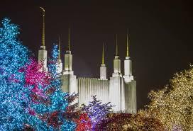 Mormon Tabernacle Washington Dc Christmas Lights Gary E Stevenson On Christmas Light Displays Christmas