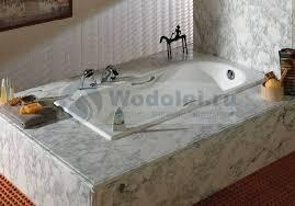 <b>Чугунная ванна Roca Malibu</b> 160x75, цена 28965 руб. Купить в ...