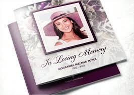 Free Download Funeral Program Template Adorable Free Funeral Program Template Download Memorial Ideas Templ