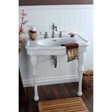 bathroom sink vanity combo. bathroom. vintage white vanity combo sink on brown harwood floor also wooden bath mat as bathroom