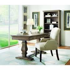 Bookcase Table Home Decorators Collection Aldridge Antique Grey Open Bookcase
