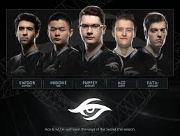 team secret dota 2 new roster is out for year 2017 18 egametube