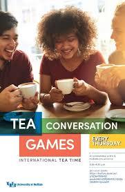 International <b>Tea Time</b> - Student Life Gateway - University at Buffalo