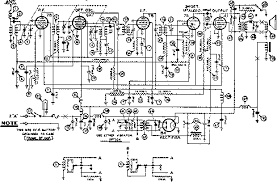 tube heterodyne receiver circuit radio construction circuit diagram of a 6 tube automobile radio receiver ford pbilco f h42 the function of the vibrator shown at 71 is to interrupt the direct current