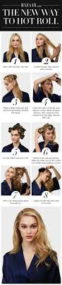 Best Brush For Bob Hairstyles The New Way To Use Hot Rollers A Step By Step Guide To Curling