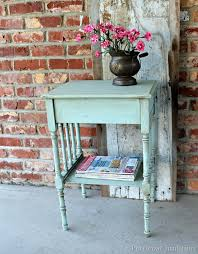How to Antique Furniture And Painted Furniture Tutorial