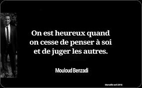 Citation Bonheur De Mouloud Benzadi Mouloudbenzadi