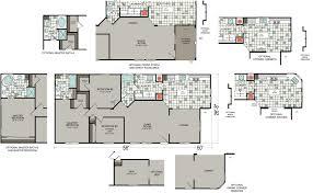 manufactured homes floor plans. Home Floor Plan At New Manufactured Homes Dealer BD60 Plans N