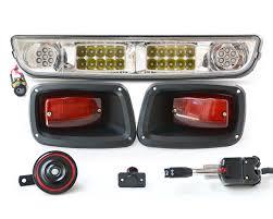E Marked Led Light Bar Amazon Com Rhox Ezgo Txt Street Legal Led Light Bar Kit