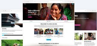 Ngo Templates NGO Website Template Pena Anariel Design 23