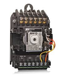asco lighting contactor power control and monitoring