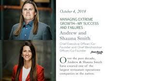 Andrew and Shauna Smith |