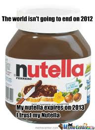 Trustworthy Nutella by brianway - Meme Center via Relatably.com
