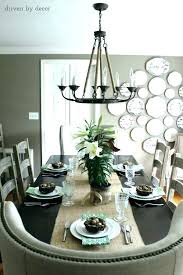 dining table chandelier height above tips on choosing the right size kitchen sink soap dispenser