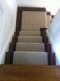 carpet for stairs and landing. stair runner and landing. natural carpet for stairs landing
