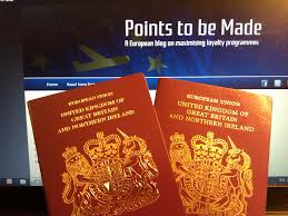 Passport Booklet Template How To Get A Second Uk Passport Updated For 2018