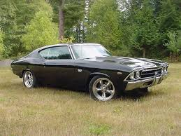 Mad 4 Wheels - 1969 Chevrolet Chevelle SS 2-door