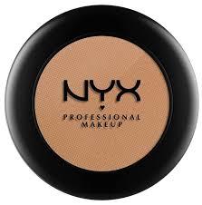 <b>NYX professional makeup Тени</b> для век Nude Matte Shadow ...