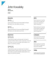 Resume Template Odt Best of Odt Resume Template Free Resume Templates Resume Template Odt Rapid