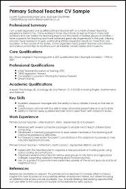 Sample Cover Letter For Special Education Teacher Position Special
