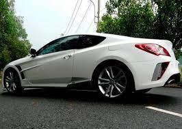 Aston Martin Replica Based On Hyundai Genesis Wheels Ca