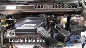 blown fuse check 2001 2005 toyota rav4 2003 toyota rav4 2 0l 4 cyl 2007 Toyota Rav4 Fuse Box replace a fuse 2001 2005 toyota rav4 2007 toyota rav4 fuse box