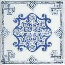 <b>Керамический декор Absolut</b> Keramika Fulham M2 Decor 10х10 см ...