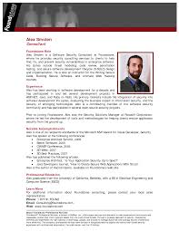 best photos of professional biography template examples  professional bio template examples