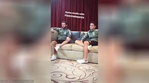 Ander Herrera Instagram Compilation - YouTube