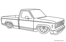 In the section transportation coloring pages you will find various models of automobile cars, jeeps, trucks, buses, special equipment and other types of transport. Free Printable Truck Coloring Pages For Kids