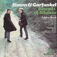 simon and garfunkel sound of silence lyrics video