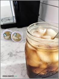 iced blonde americano copycat starbucks recipe